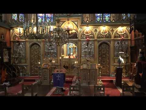 2020.03.27 ora 18:00 DIRECT Liturghia Darurilor mai înainte sfintire, Catedrala din Paris