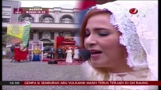 PUPUT NOVEL ft TOPGAN BAND - Sholawat Asnawiyah Live At Mesjid Raya Bogor