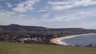 Gerringong Australia  city photos : Boat Harbour Reserve, Gerringong, N.S.W., Australia. 30th Sept 2013.