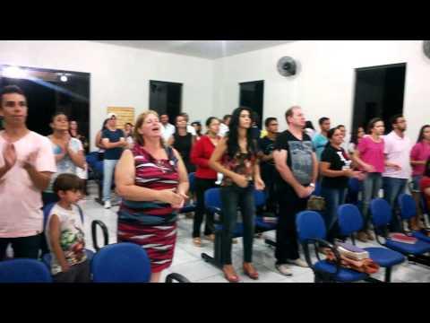 Igreja Batista em Campos de Júlio!
