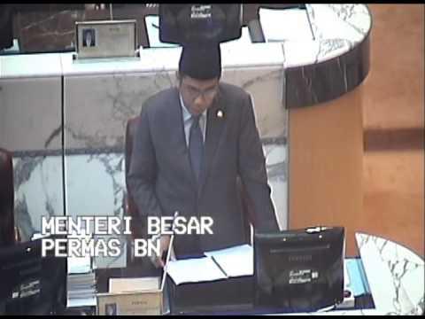 Sedutan Ucapan Belanjawan Negeri Johor 2015