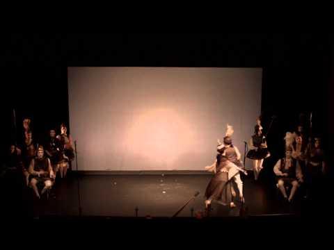 Chaccone of Sardanapalus (видео)