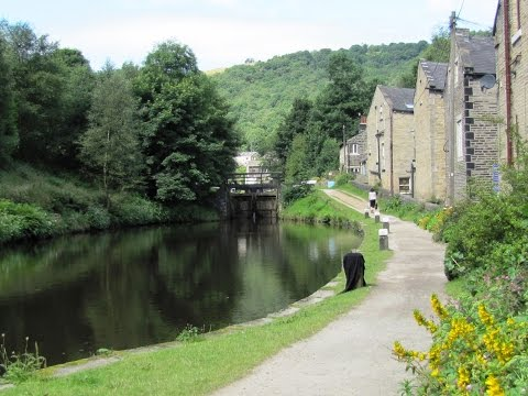 Hebden Bridge   Calder Valley round | west yorkshire  Walks