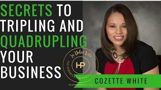 Episode #115: Triple and Quadruple Your Reveneus in Your Business: The Formula For Profits