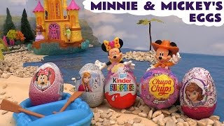 Minnie & Mickey\'s Eggs
