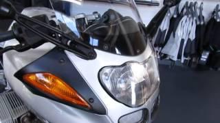 9. 2003 BMW R1100S Boxercup Replica- Eurosport Asheville