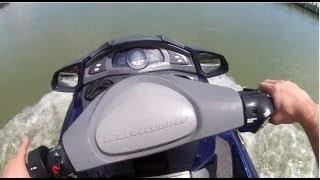 2. Waverunner Tricks on a 2011 FX SHO supercharged Yamaha POV