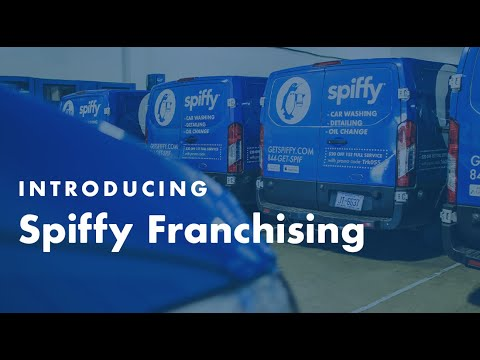 An Introduction to Spiffy Franchise Opportunities