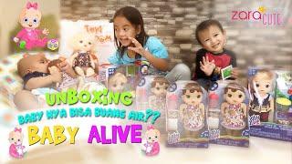 Video Giveaway Baby Alive | Heboh unboxing Boneka Baby Alive Sweet Spoonfuls | Bisa Makan dan Buang Air MP3, 3GP, MP4, WEBM, AVI, FLV Agustus 2018