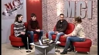 """Інтерв'ю з Театром вогню """"Fire Life"""" (2012)"""