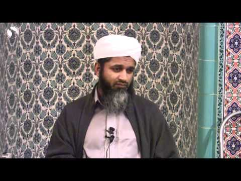 99 names of Allah - Lesson 05 - Al Quddus & As-Salam by Shaykh Hasan Ali (видео)