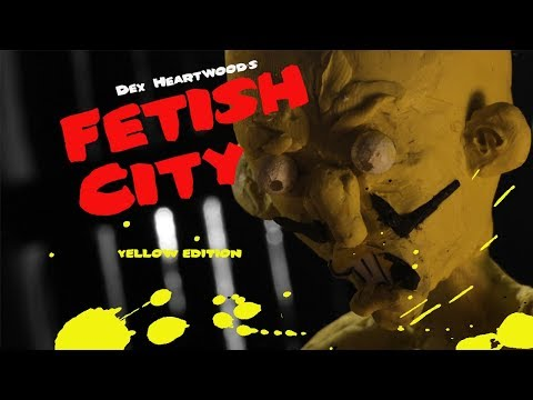 FETISH CITY - That Pisslord Bastard [YELLOW EDITION] Stopmotion  funny movie (видео)