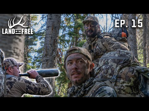 NINE Man Hunting Crew (WE SOUND LIKE A HEARD OF ELK)   LOF3 EP.15