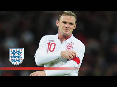 Roy Hodgson Explains Why He Named Wayne Rooney England Captain