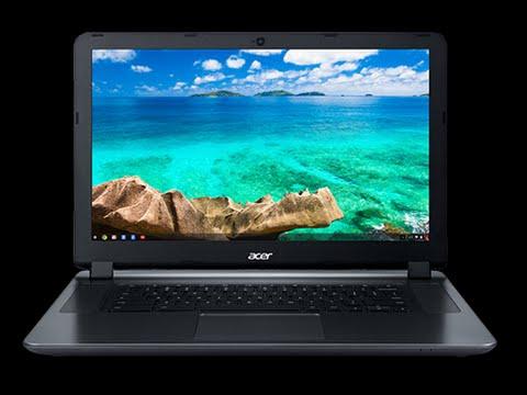 Unboxing Acer Aspire ES1-531-P8JN [German]