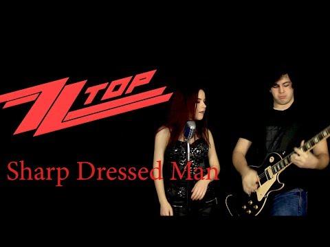 "Zz Top  ""Sharp Dressed Man"" Cover by Andrei Cerbu"