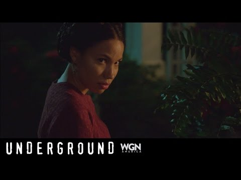 "Break FREE! WGN America Presents ""Underground"""