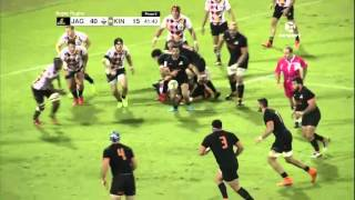 Jaguares v Kings Rd.10 2016 | Super Rugby Video Highlights