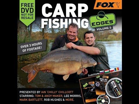 ***CARP FISHING TV*** EDGES VOLUME 5!