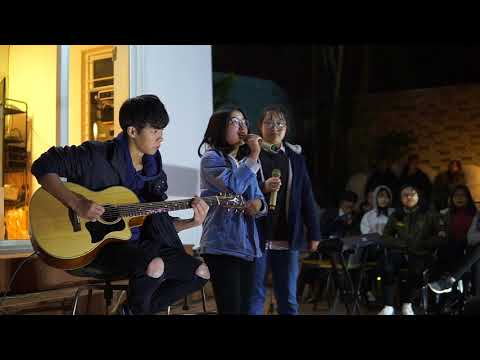 Video Fly Me To The Moon/Lucky - Frank Sinatra/Jason Mraz - Glee Ams live cover download in MP3, 3GP, MP4, WEBM, AVI, FLV January 2017
