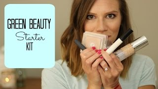 Green Beauty Starter Kit  (Organic & Natural, ALL Price Points) // Laura's Natural Life