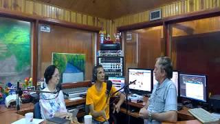 Pedrinho no Radio- Entrevista com a  Missionária Wanda Figueiredo