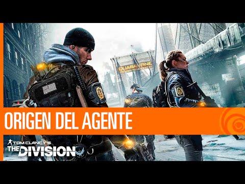 The Division - La Historia del Agente