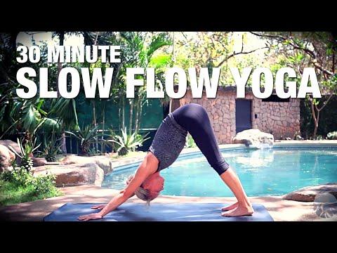 30 Minute Slow Flow Yoga Class – Five Parks Yoga