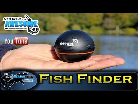 эхолот friday lab deeper fishfinder
