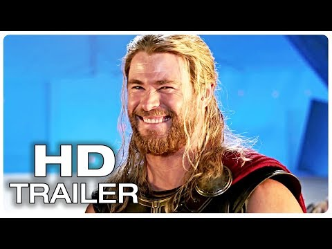 THOR RAGNAROK Bloopers & Gag Reel (2017) Marvel Superhero Movie HD