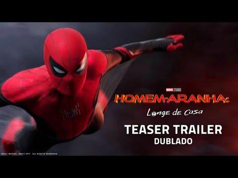 Kinoplex - Homem-Aranha : Longe De Casa  Trailer Dublado