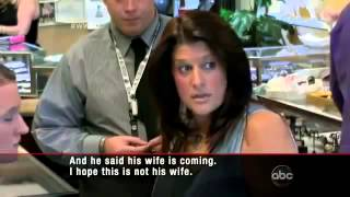 WWYD   Customers Witness A Cheating Husband In Action