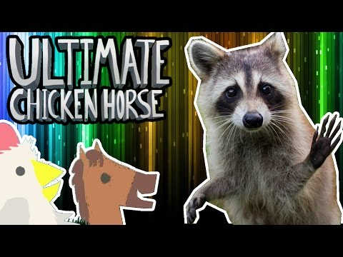 Ultimate Chicken Horse [#37] | WYBIERZ JEDNĄ RZECZ I GRAJ CHALLENGE! (W: Diabeuu, Hadesiak, Plaga)