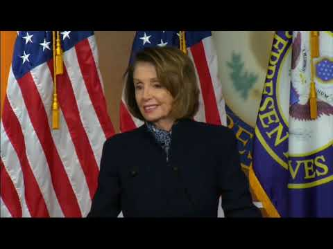 """Pelosi's Choice: Nancy Willing To Keep U.S. """"Gov. Closed Forever"""" Before She'll Fund Border Wall"""