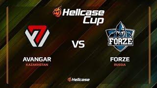 AVANGAR vs forZe, mirage, Hellcase Cup 6