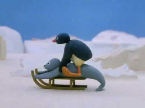 Pingu: Pingu and the Snowball Fight