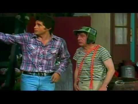 El Chavo Del Ocho-Con El Actor Hector Bonilla-Completo-HD