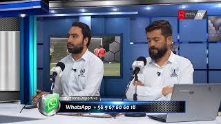 Antena Deportiva  22 Mayo 2018