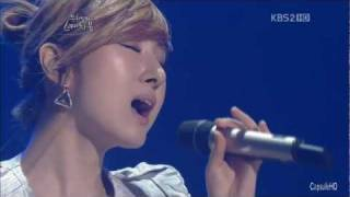 Video [Live HD] 110527 - Cha Soo Kyung - Can't forgive (Ost.Temptation of Wife) - YHY's Sketchbook MP3, 3GP, MP4, WEBM, AVI, FLV November 2018