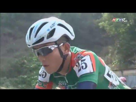 Đua xe đạp 2017 - Chặng 16: Nha Trang - Phan Rang