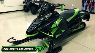 8. Country Cat - 2018 Arctic Cat ZR 7000 137