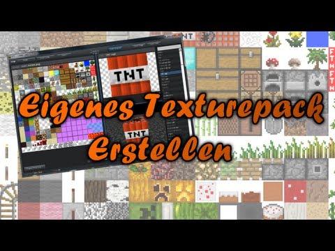 Minecraft Tutorial: Eigenes Texture-Pack erstellen!
