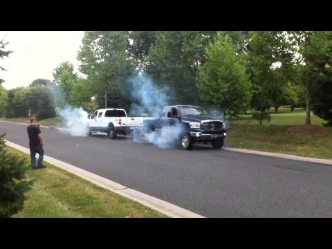 Powerstroke vs. Cummins