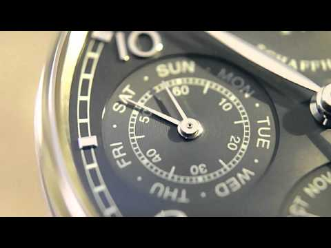 IWC Reviews - Rich from http://www.grayandsons.com reviews the IWC Portuguese Perpetual Calendar in 18k white gold. Gray & Sons Jewelers specializes in buying & selling fi...