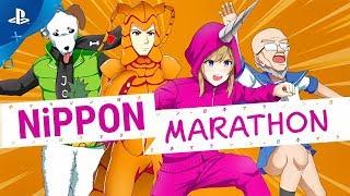 『ニッポンマラソン』PS4®版プロモーションビデオ