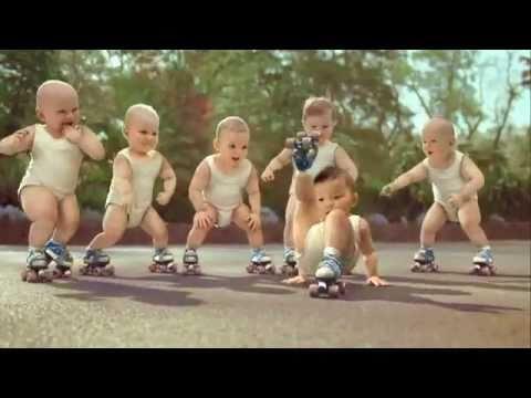breakdance babby