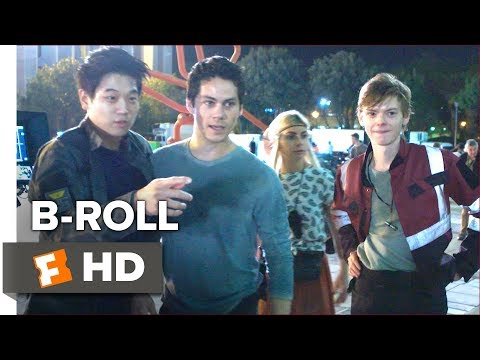 Maze Runner: The Death Cure B-Roll (2018) | Movieclips Coming Soon