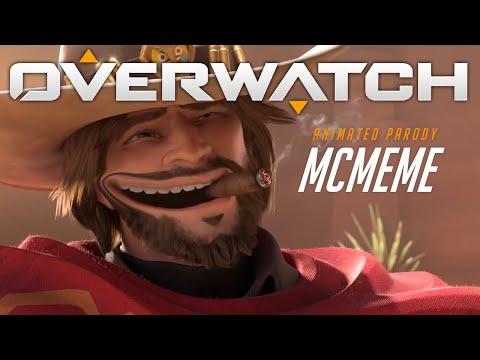 Overwatch Animated Short | McMeme