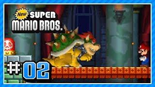 New Super Mario Bros videosu