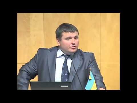 Il governo ucraino a Roma  (parte 3) - 03 ottobre 2012